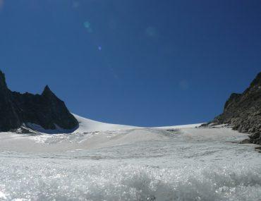 Glacier d' Orny