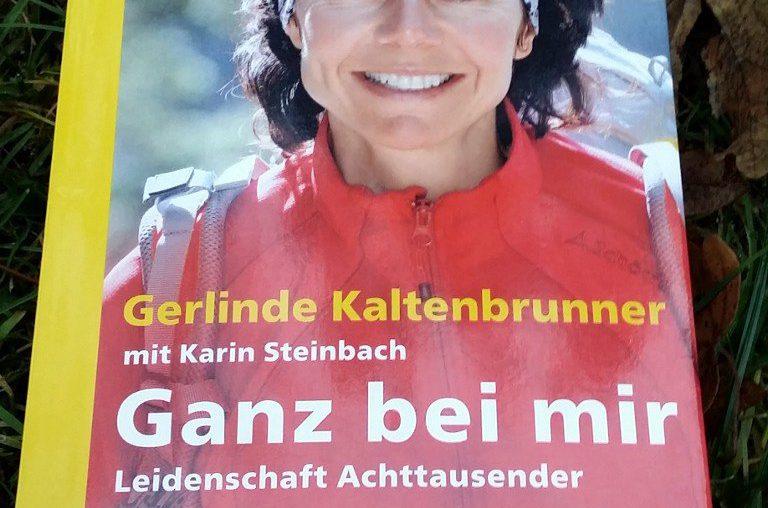 Buchtipp Gerlinde Kaltenbrunner Ganz bei mir
