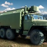Lightcatcher Ural LKW
