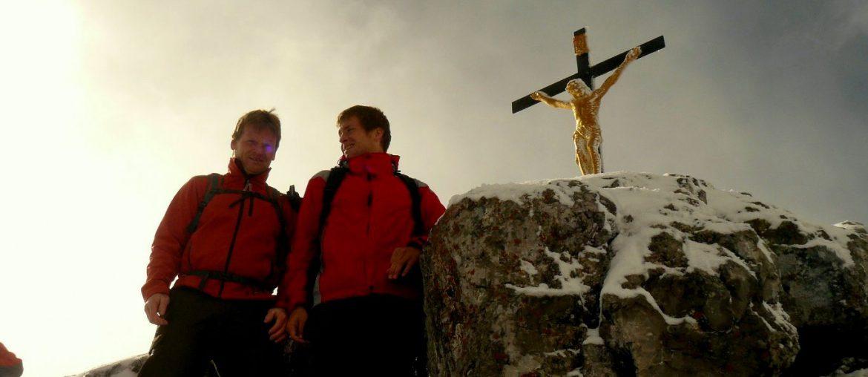 Bergtour zum Watzmann Hocheck