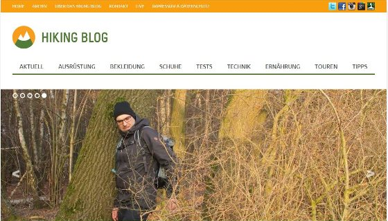 BLOGroll - Hikingblog