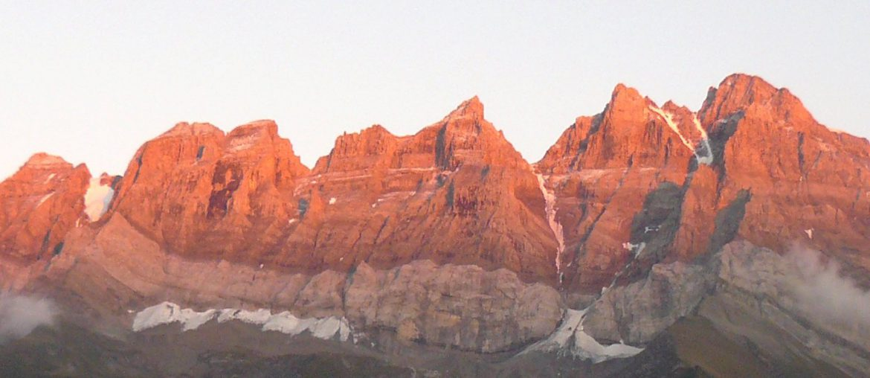 Bergtour zur Haute Cime