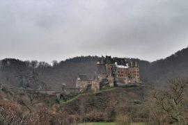 Familienwochenende in der Eifel - Burg Eltz