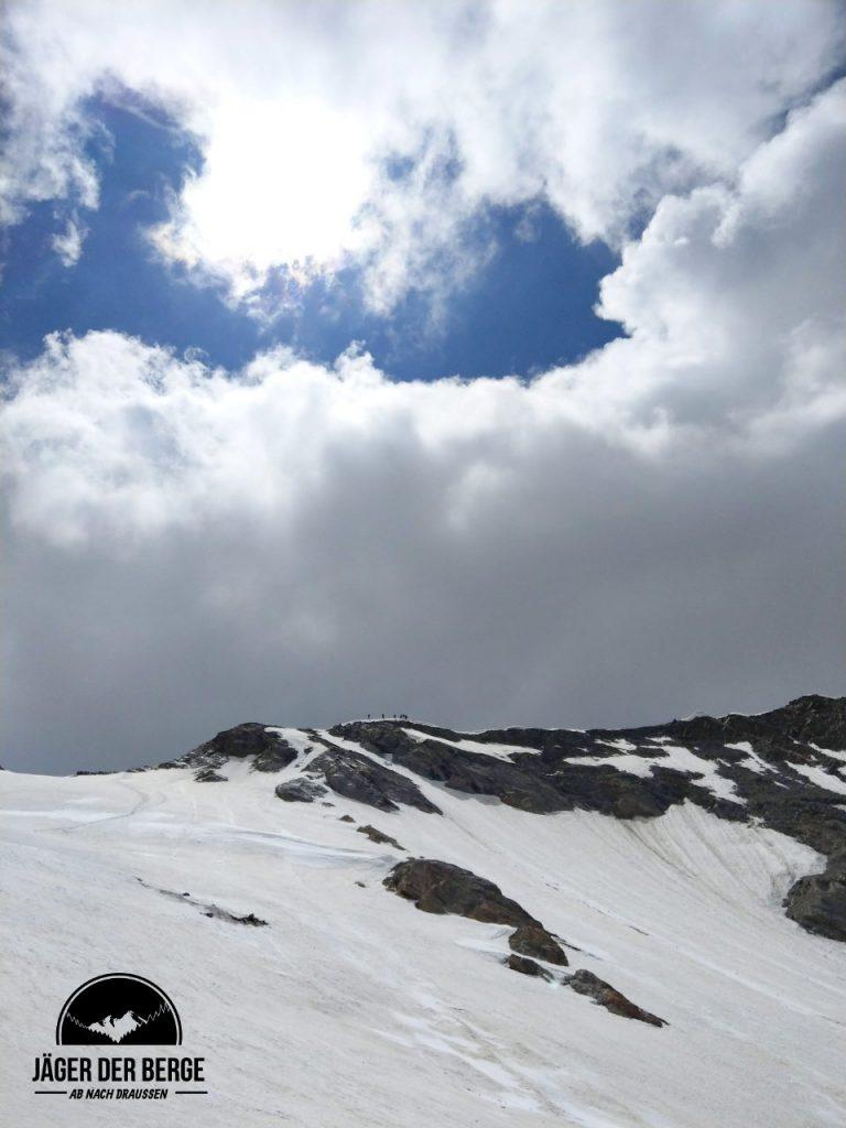 Hochtour in Obergurgl