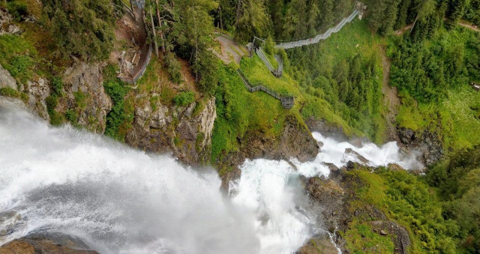Vorbei am höchsten Wasserfall Tirols – 12k Stuiben Trailrun
