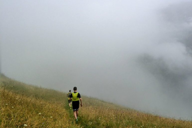 Auf dem Stuiben - Trailrun in Umhausen