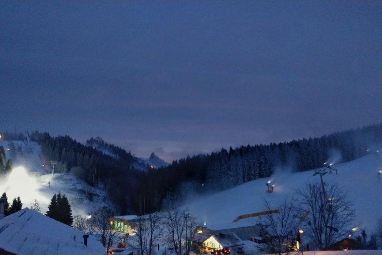Familienskiurlaub in Winterberg