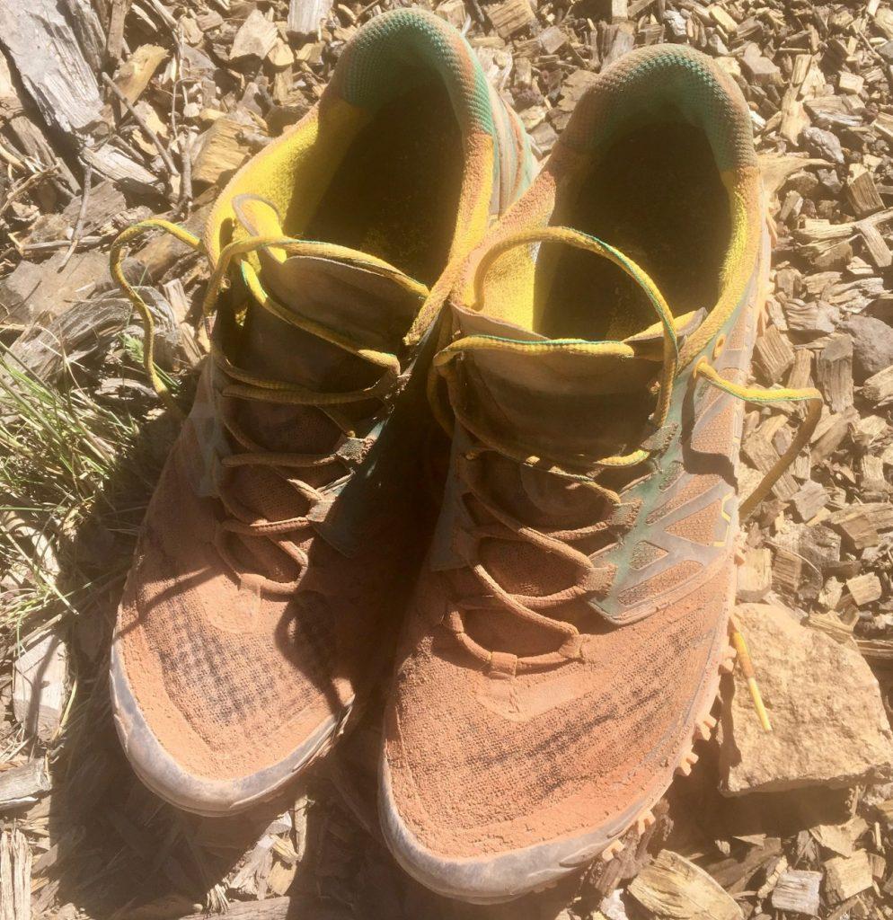 Der Trailrunningschuh für die ganz heißen Tage.