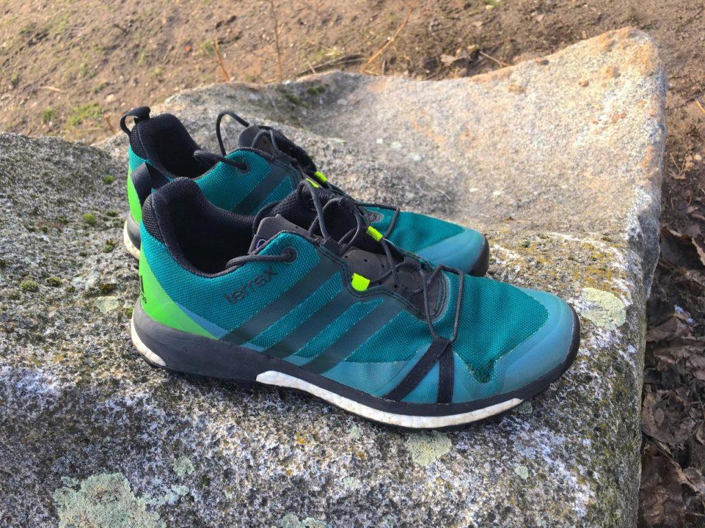 Für Trailrunner mit schmalem Fuß.