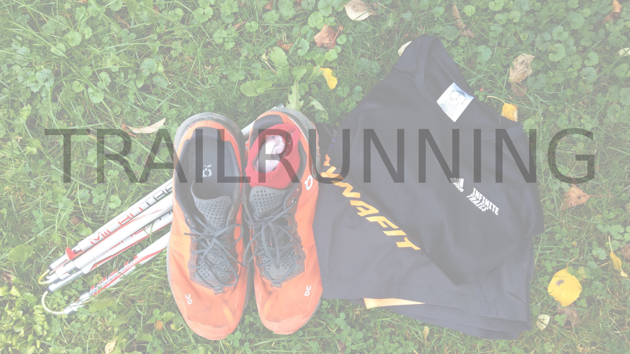 Ausrüstung fürs Trailrunning