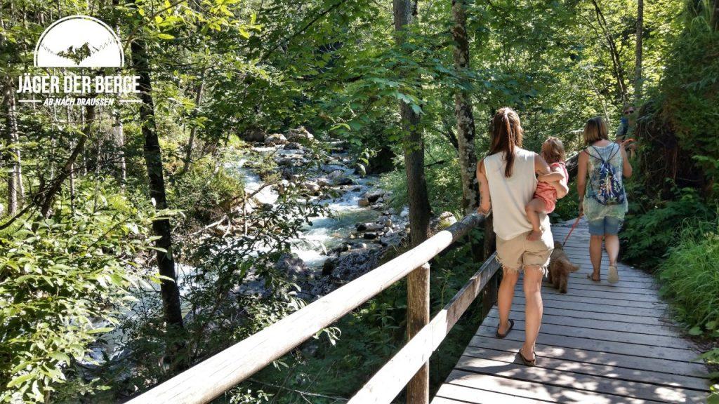 Zauberwald - ein idealer Wanderweg für dieganze Familie