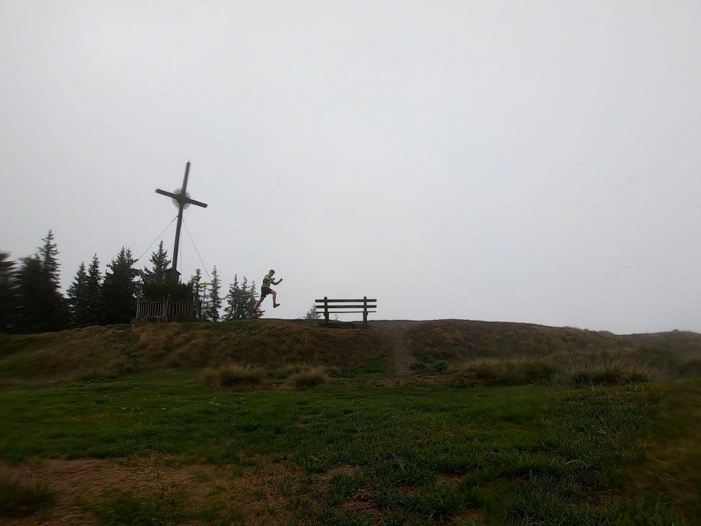 Bei Wind und Wetter auf den Trails