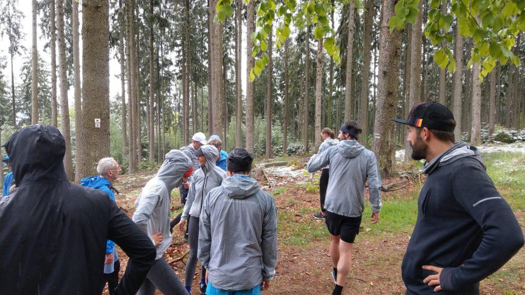 Trailrun im Taunus mit den adidas Runners auf den Feldberg