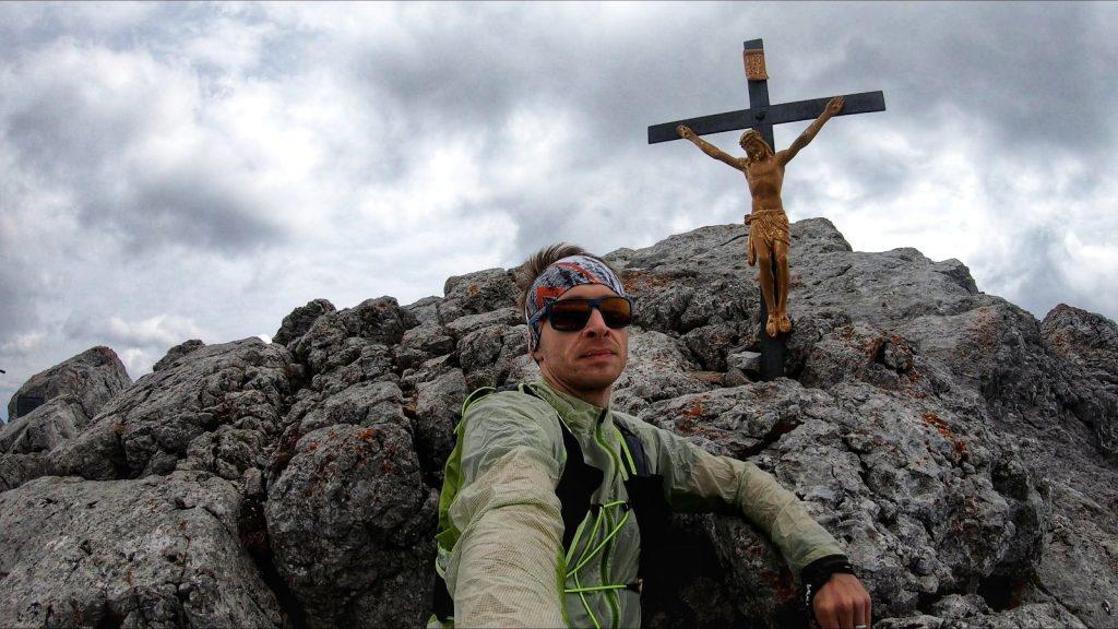 Gipfelbild am Watzmann Hocheck